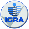 Rated with ICRA